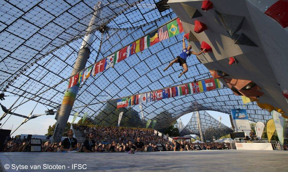 2018's Final Bouldering World Cup in Munich Delivers High ...