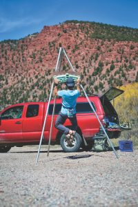 Portable Training Rigs - Gym Climber